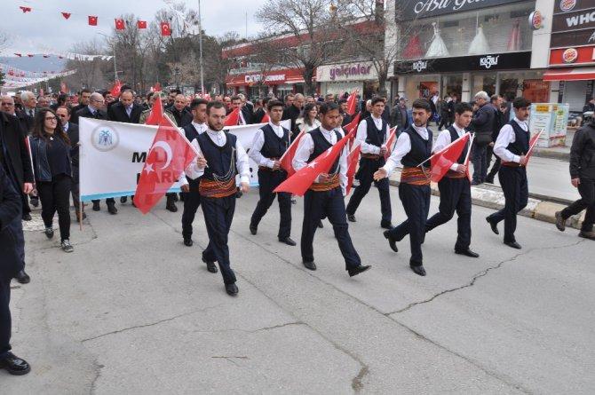 Erzincan Da Nevruz Bayramı Kutlaması