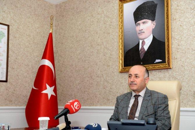 Erzurum'da Düzenlenecek Olan 6'ncı İstihdam Fuarı İstişare Toplantısı