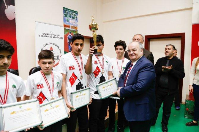 Hamleler Yarıştı Okullar Kazandı