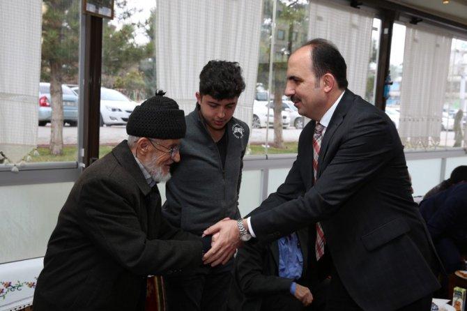 """Başkan Altay: """"Yaşlılarımızın Tecrübesi Gençlerimize Rehber Oluyor"""""""