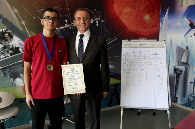 İlk Türk Dünya Hafıza Rekortmeni İhlas Kolejinden
