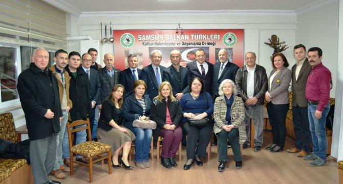 Samsun Balkan Türkleri Şehitleri Unutmadı