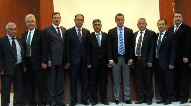 Aydın Ticaret Borsası, Taleplerini İlettiği Bakan Zeybekçi'den Müjdeleri Aldı