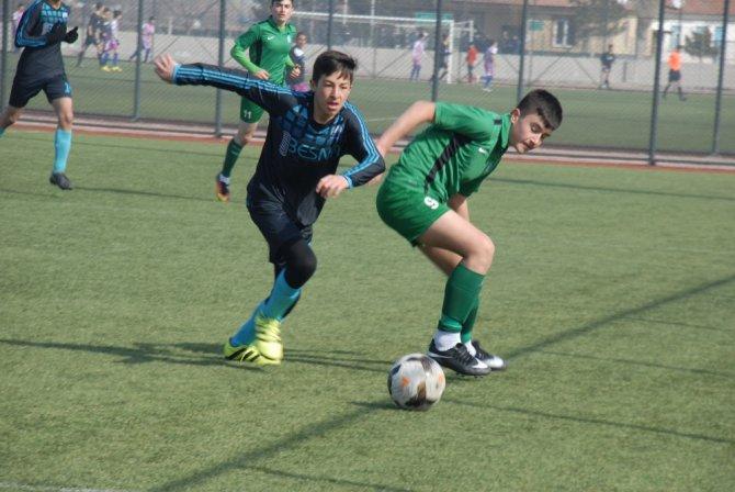 Kayseri, U-15 Türkiye Şampiyonası 1. Kademe Maçlarına Evsahipliği Yapacak