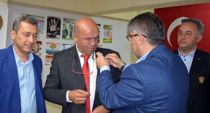 """Tuncay Özkan'ın Ergenekon Mağduruydu Doktoru """"Güçlü Türkiye İçin Evet"""" Dedi"""