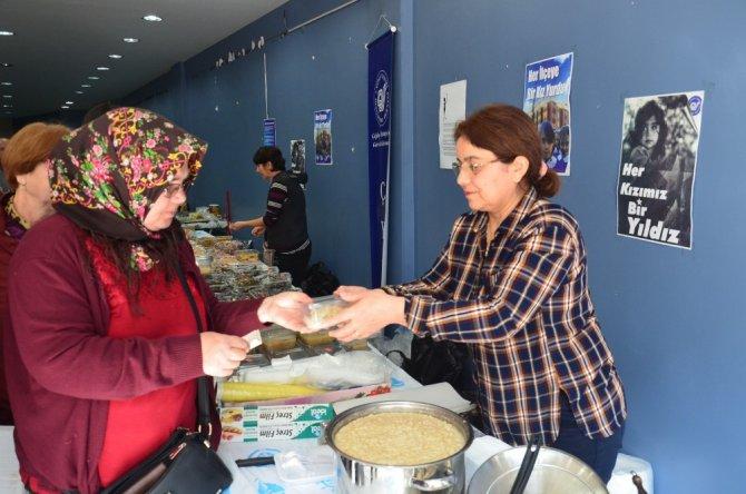 Çydd'den Kız Çocukları İçin Kermes