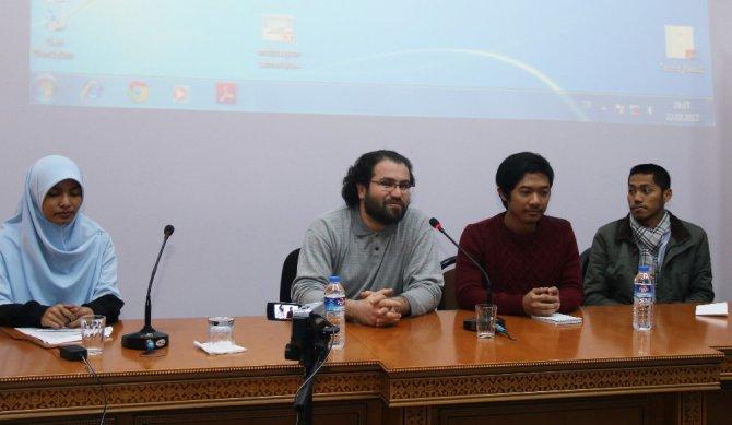Erü'de Uzak Doğu'dan Görünen Türkiye Konuşuldu