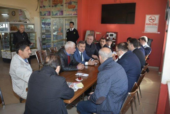 """Başkan Anlayan: """"Fatsa Referandumda Ülkemizin Yüzünü Güldürecek"""""""
