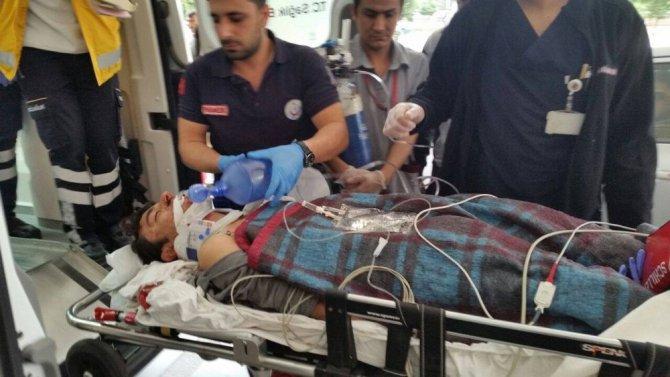 İskenderun'da Fırtınada Ağır Yaralanan Genç Hayata Veda Etti