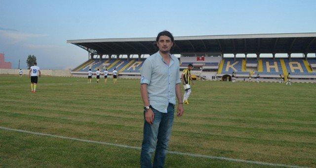 Kırıkhan Spor'da Mehmet Ak Dönemi Başladı