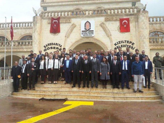 """Başkan Doğan, """"İzmit'te Bizim, Kızıltepe'de"""""""