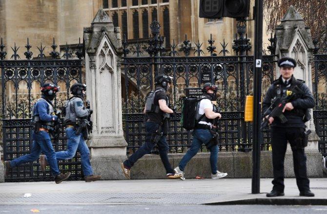 Brüksel Saldırılarının Birinci Yıl Dönümünde Londra Sarsıldı