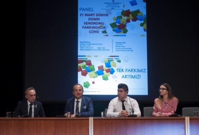 """Anadolu Üniversitesinde """"İstihdam Ve Geleceğe Hazırlama"""" Panel"""