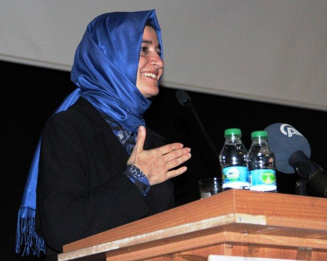 Aile Ve Sosyal Politikalar Bakanı Fatma Betül Sayan Kaya: