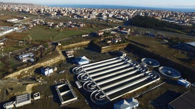 Süleymanpaşa Batı Atıksu İleri Biyolojik Arıtma Tesisinde Sona Yaklaşılıyor