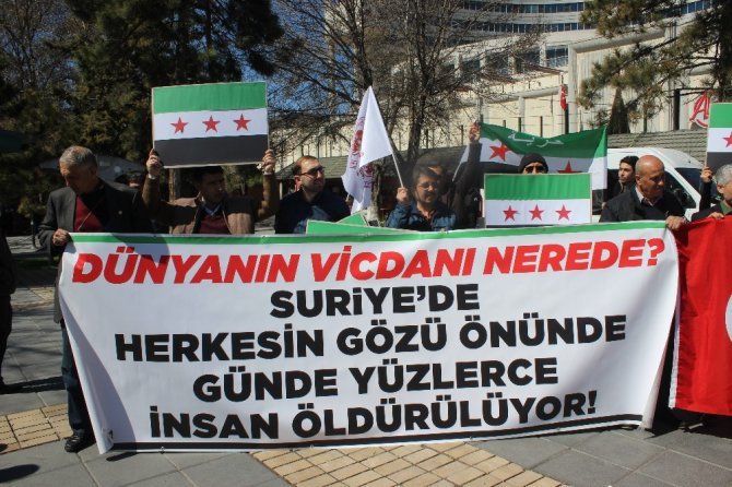 Mazlumder Kayseri Şube Başkanı Mehmet Yakut: