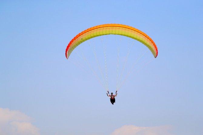 Down Sendromlu Gençler Gökyüzü İle Buluştu