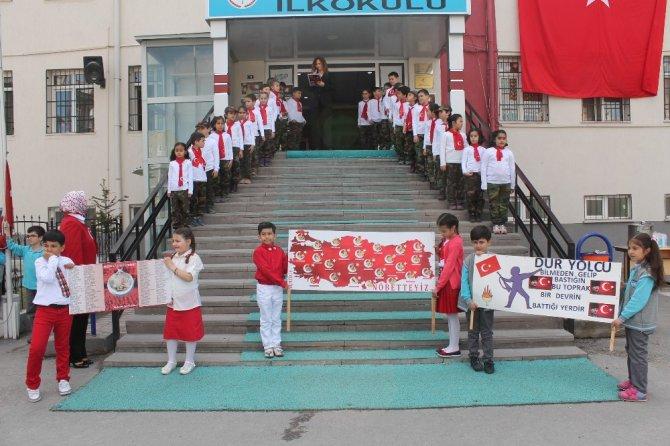 Selçuk İlkokulu'ndan Çanakkale Programı