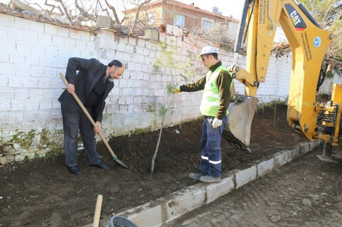 Osmancık Mahallesinin Çehresi Değişiyor