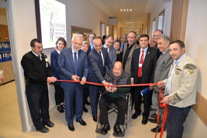 Uü Ortopedi Ve Travmatoloji Polikliniği Yenilendi