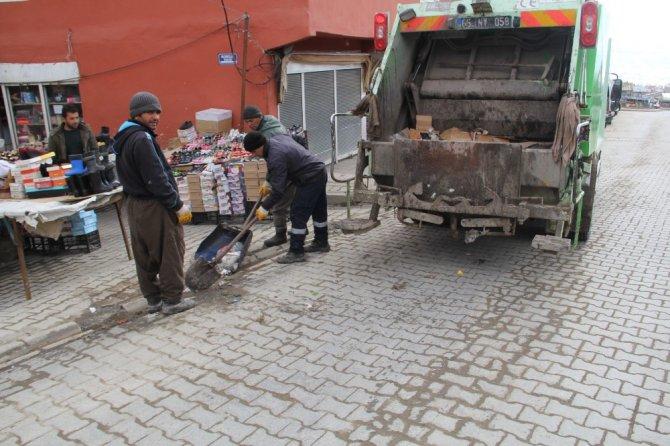 İki Ayda Bin 200 Ton Çöp Toplandı