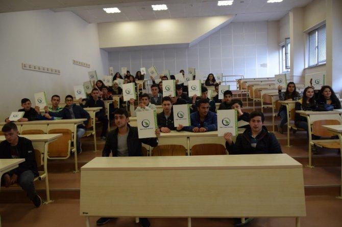 Yığılca Çok Programlı Anadolu Lisesinden Düzce Üniversitesine Ziyaret