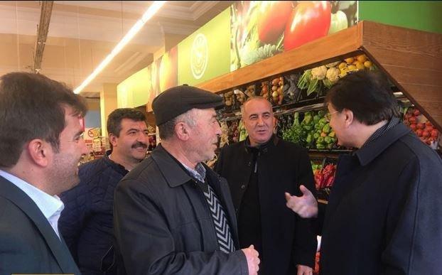 "Milletvekili Aydemir: ""Söz Ve Karar Milli İradenindir"""
