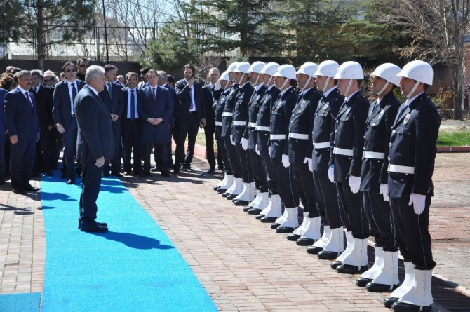 Başbakan Yıldırım Tunceli'de