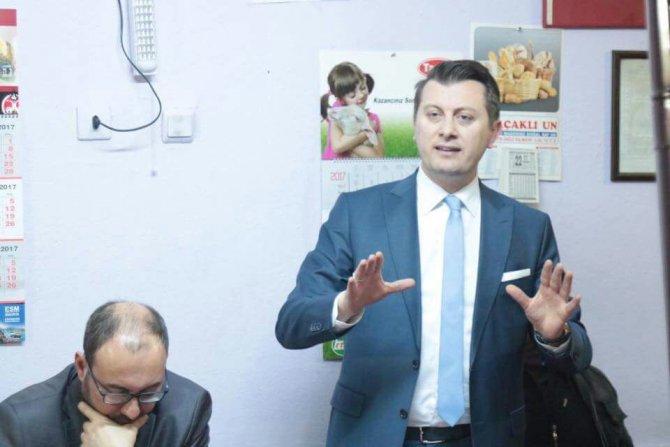 Ak Parti Odunpazarı İlçe Başkanlığının Referandum Çalışmaları