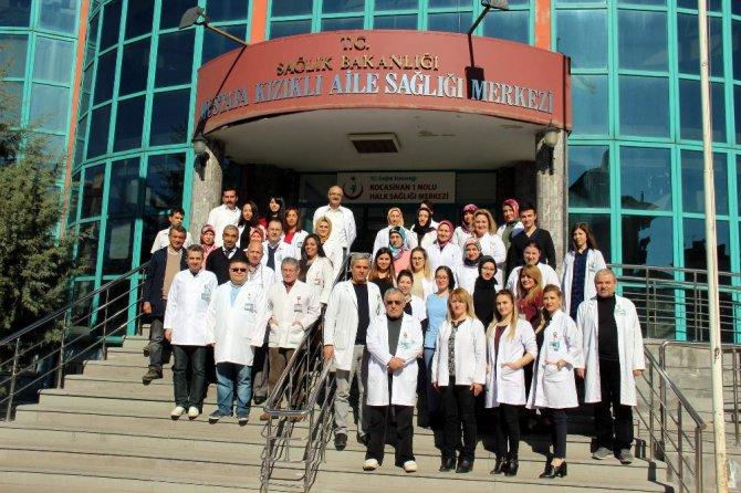 Türkiye'nin En Büyük Aile Sağlığı Merkezi Kayseri'de