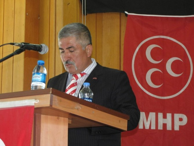 Hisarcık Mhp'de Mehmet İşleyen Güven Tazeledi