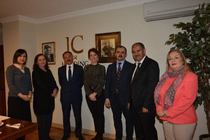 İbrahim Çeçen Üniversitesi İle Ic Vakfı Karşılıklı İşbirliği Toplantısı Yapıldı
