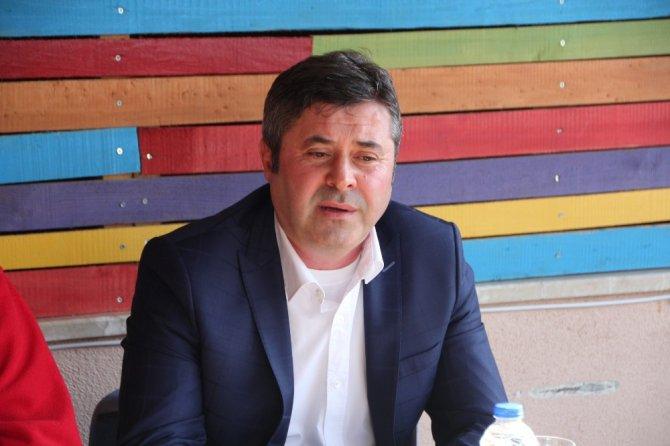 Bilecikspor Başkanı İsmail Cinoğlu'ndan Açıklama;
