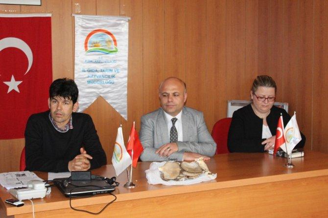 Kayın Mantarı Yetiştiriciliği Konferansı