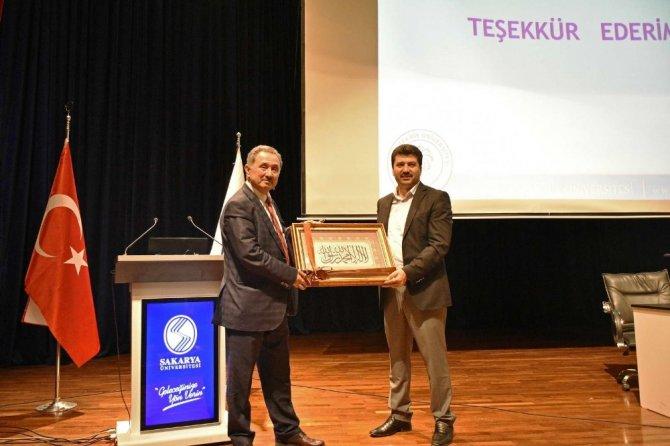 'Batıdaki Türk Düşmanlığının Teknolojik Gelişmişlik Bağlamında İzahı' Saü'de Konuşuldu