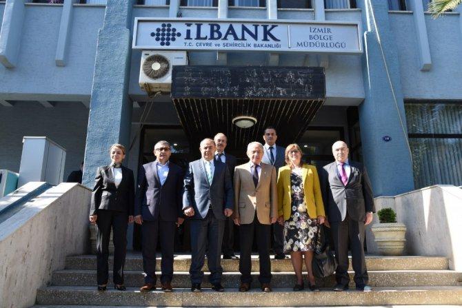 Maski İle İller Bankası Arasındaki İşbirliği Güçleniyor