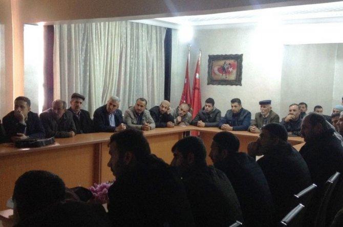 Dika'dan Siirt'teki Arı Yetiştiricilerine 'Pervari Balı Eğitimi' Verildi