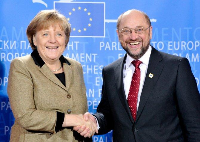 Almanlar Değişim İstiyor