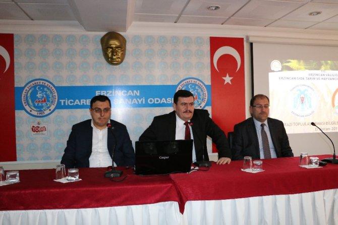 Erzincan'da 126 Köy Arazi Toplulaştırma Kapsamına Alındı