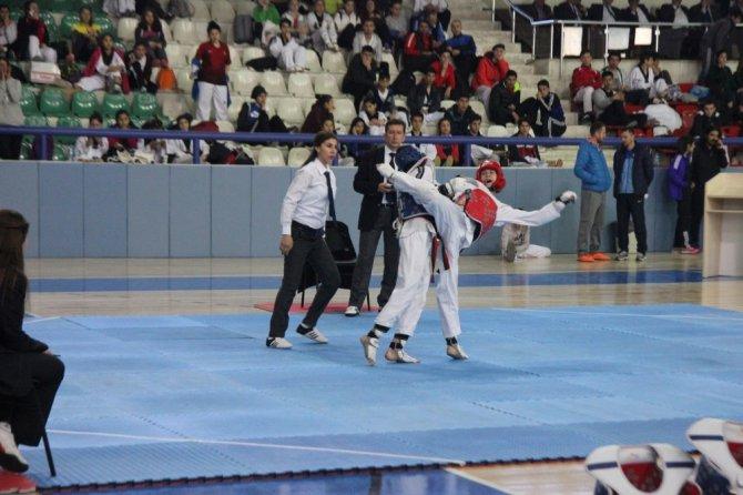 Taekwondo Grup Müsabakaları Başladı