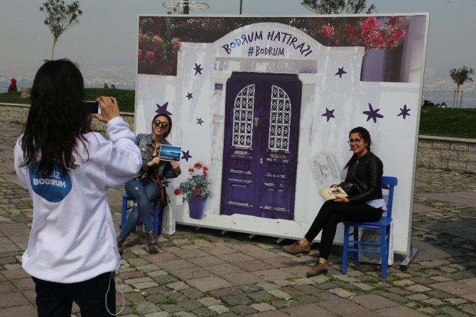 Bodrum Tanıtım Tır'ı İzmir'de İlgiyle Karşılandı