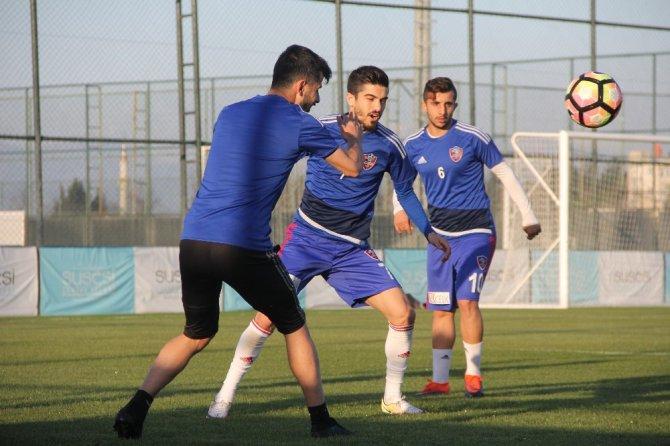 Karabükspor'da Hedef Fenerbahçe Galibiyeti