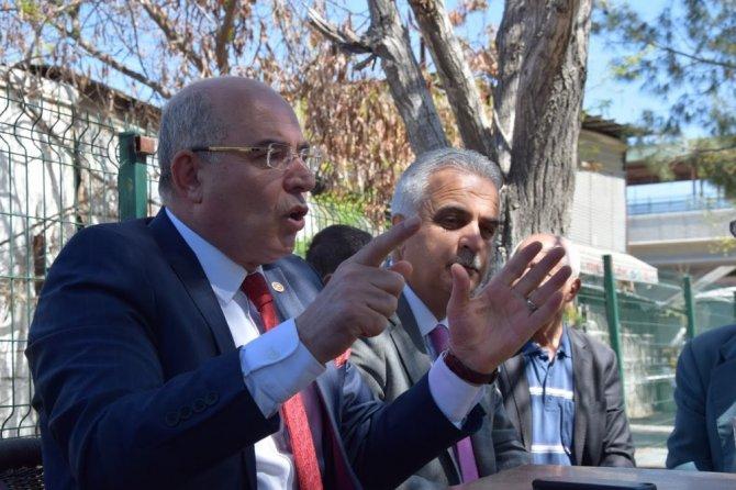"""Mhp Genel Başkan Yardımcısı Karakaya: """"İlk Dört Madde İlelebet Değiştirilemez"""""""