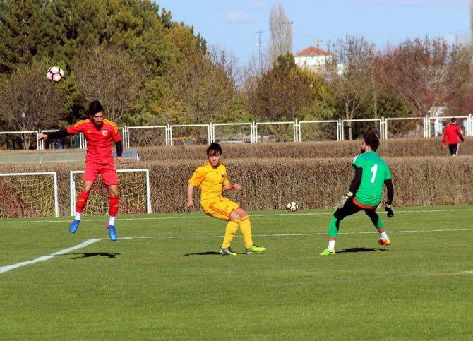Kayserispor'da Antalyaspor Maçı Hazırlıkları Devam Ediyor