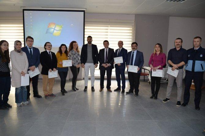 Bozüyük Belediyesi Proje Yazma Eğitimi Tamamlandı