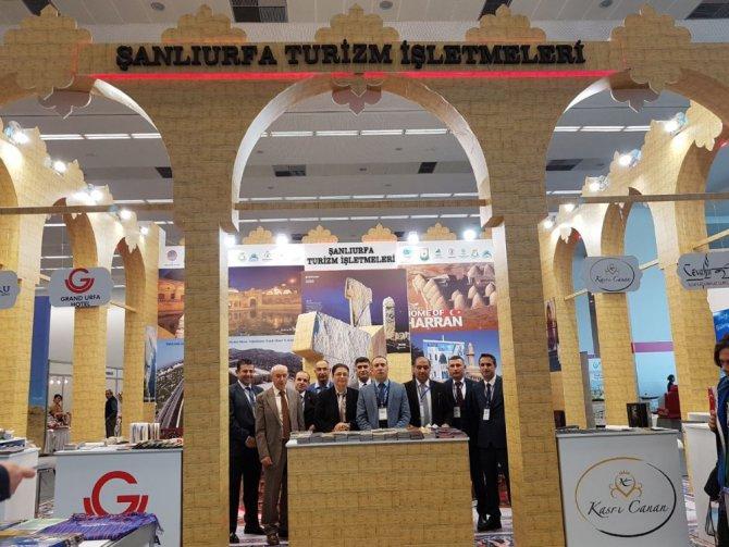 Travel Expo Ankara Turizm Fuarında Şanlıurfa Tanıtılıyor