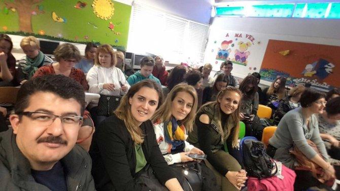 Denizcilik Lisesi Öğretmen Ve Öğrencileri Portekiz'de