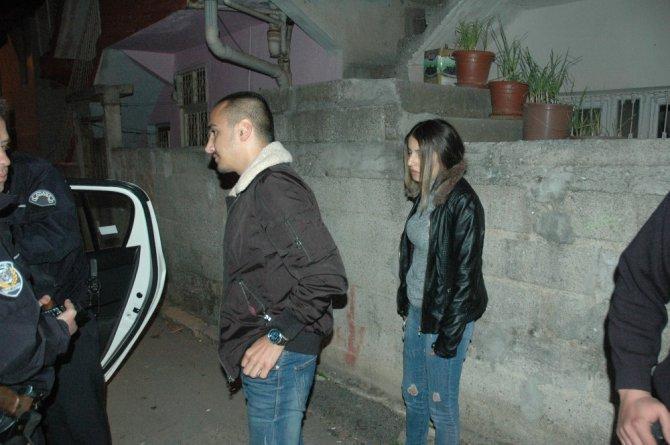 Alkollü Sürücü Kıskıvrak Yakalandı