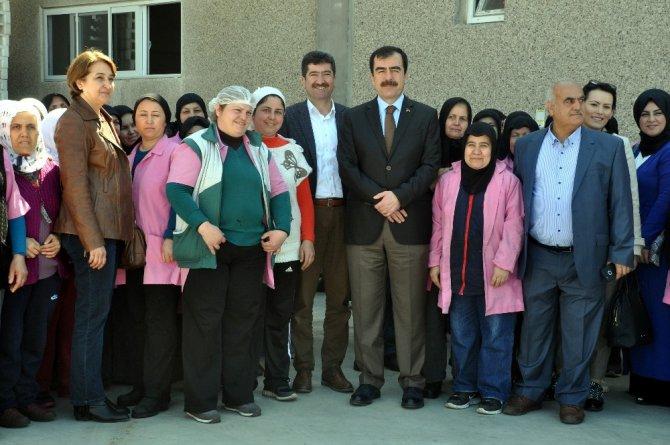 Mehmet Erdem, Nazilli'de Esnafa Başkanlık Sitemini Anlattı