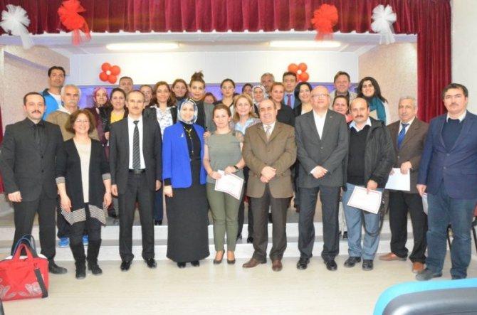 İlk Yardım Eğitimini Tamamlayan Kursiyerlere Belgeleri Verildi